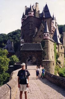 Joe visits an 'ancient tower' in Germany!