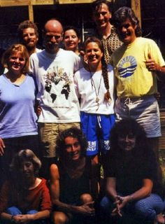 Astropoetic School students with Joe Landwehr (2nd from left in 2nd row).