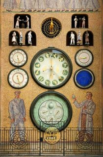 Astrology and Science: ASTRONOMIC CLOCK IN CZECH REPUBLIC © Antonio Ovejero Diaz | Dreamstime.com