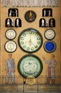 Astrology and Science: ASTRONOMIC CLOCK IN CZECH REPUBLIC © Antonio Ovejero Diaz | Dreamstime.com