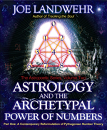 Cover: Astrology and the Archetypal Power of Number by Joe Landwehr (Ancient Tower Press)