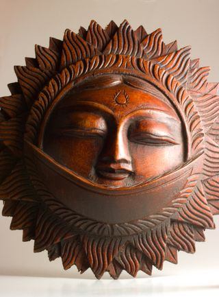 Astropoetic insights into Sun and Moon.  Image: CORPORATE ENLIGHTENMENT © Tommy Schultz | Dreamstime.com