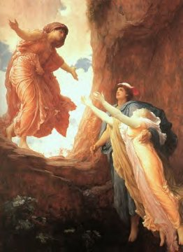 Demeter finds Persephone